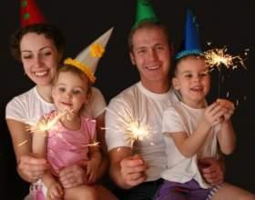 Как справить дома новый год фото