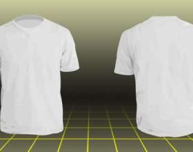 Как сшить футболку фото