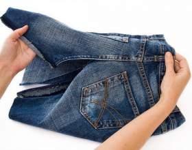 Как сшить юбку из джинсов фото