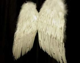 Как сшить крылья ангела фото