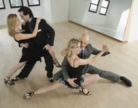 Как танцевать бальное танго фото