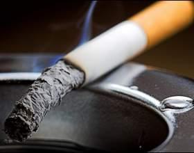 Как убрать запах табака фото