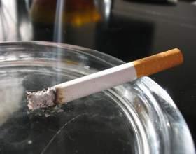 Как удалить запах табака фото