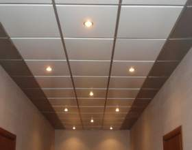 Как устанавливать подвесной потолок фото