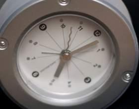Как установить точное время на часах фото