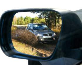 Как установить зеркала заднего вида фото
