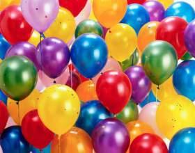 Как устроить праздник ребенку в день рождения фото