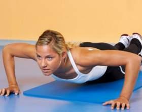 Как увеличить грудь с помощью физических упражнений фото