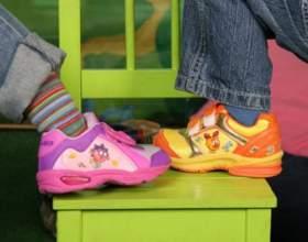 Как подобрать размер детской обуви фото