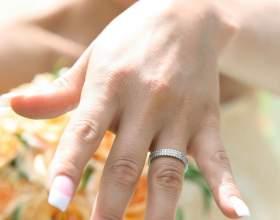 Как узнать размер пальца фото