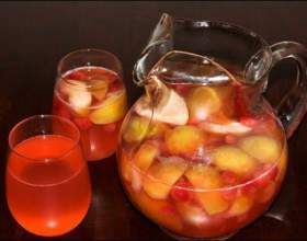 Как варить компот яблочный фото