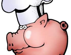 Как варить свиные ножки на холодец фото