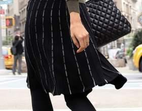 Как вязать женскую юбку спицами фото