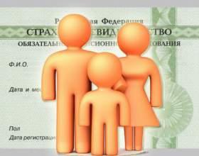 Как восстановить карточку пенсионного страхования фото
