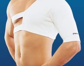 Как вправить плечевой сустав фото