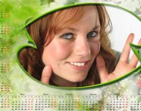 Как сделать календарь на фотографии фото