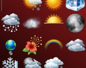 Как вставить погоду на сайт фото