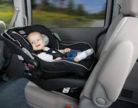 Как выбрать автокресло для новорожденного ребенка фото