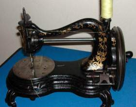 Как выбрать хорошую швейную машинку фото
