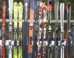 Как выбрать размер горных лыж фото
