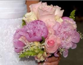 Как выбрать свадебные цветы фото