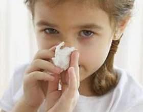 Как вылечить насморк за один день у ребенка фото