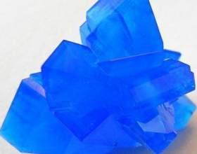 Как вырастить кристалл в домашних условиях из соли фото