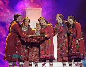 """Как выступили """"бурановские бабушки"""" на конкурсе евровидение фото"""
