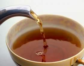 Как вывести пятна чая фото