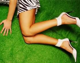 Как замедлить рост волос на ногах фото