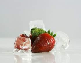 Как заморозить фрукты фото