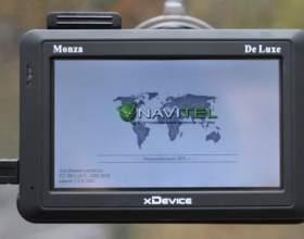 Как записать карту в навигатор фото
