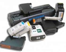 Как заправить краску в картридж принтера фото