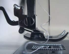 Как заправить швейную машинку зингер фото