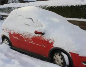 Как завести в мороз машину с инжектором фото