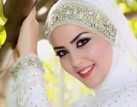 Как завязать хиджаб фото