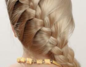 Как завязывать косы фото