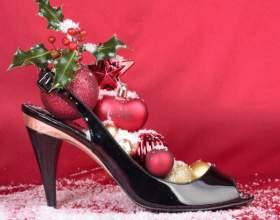 Какую обувь выбрать для Новогодней ночи-2011 фото
