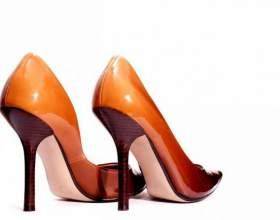 С чем носить туфли фото