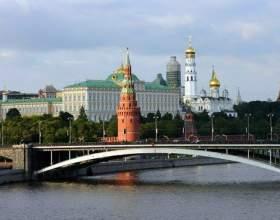 Самые известные мосты москвы фото