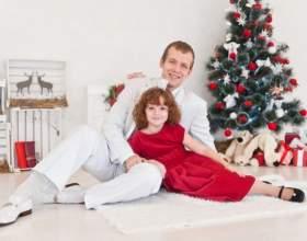 Семейная новогодняя фотосессия: интересные идеи фото