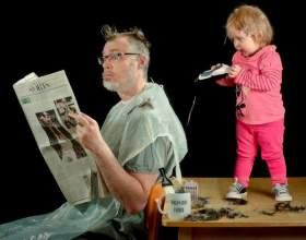 Советы для отцов фото