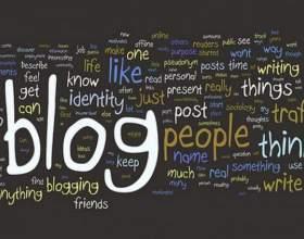 Создание блога на wordpress и его ведение фото