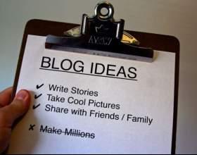 Создание блога в интернете: бесплатно или для заработка? фото