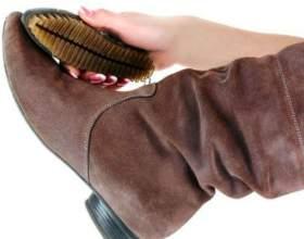 Стоит ли покупать обувь из нубука? фото
