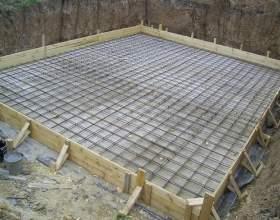 Строительство фундамента для дома: дренаж, утепление, армирование фото
