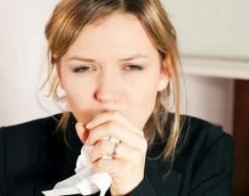Сухой кашель: боремся с ним фото