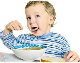 Суп из овсяных хлопьев для детей до 1 года фото
