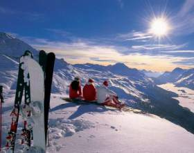 Свой размер лыж: как определить его правильно фото