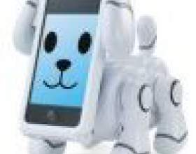 Tech pet робот-собака фото